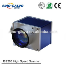 Galvo laser spare parts for the machine
