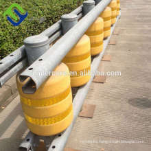 Chinese supplier roller barrier system / safety rolling barrier / guardrails