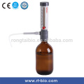Dispensador de garrafa superior para laboratório