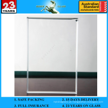 3-19mm Folha de vidro Ultra Flo