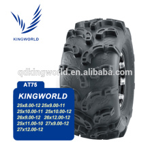 6PR 27x12-12 utility utv tire