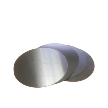 Círculo 1100 de alumínio para panelas