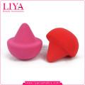 Neues Design OEM multicolor Latex Make-up Schwamm für Pulver