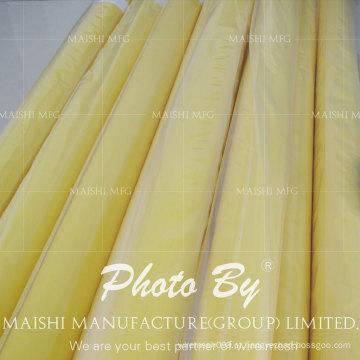 Malha de nylon da impressão da tela do monofilamento