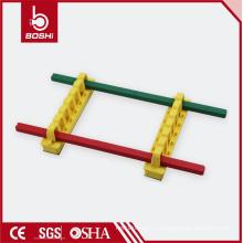 Блокировка выключателя 480 В ~ 600 В (компоненты блока блокировки)