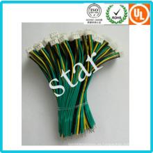 Arnés de cable electrónico personalizado Jst Ehr de 2 clavijas