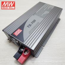 100W a 3KW sinusoidal pura y onda sinusoidal modificada de alta calidad Meanwell 12v 220v inversor 700W TS-700