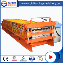 850 Corrugated Double Layer Roll Forming Machine