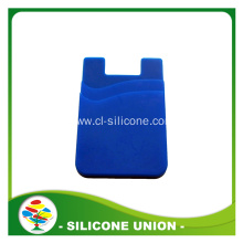 eco-friendly free sample silicone card holder