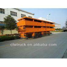 2-axle cargo trailer,cargo semi-trailer