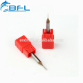 BFL - Tungsten Carbide Long Neck Rib Type Ball Nose End Mill Cutting Tools/CNC Lathe Milling Cutter