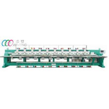 Industrial computer Auto Mixed Embroidery Machine for Leath