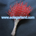 Pearl Bead Tree Twig Branch Berry Garland