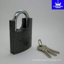 Half-Warmped Beam Iron Padlock (1801)