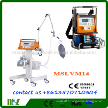 2016 New arrival!! MSLVM14 Protable Ventilator Machine ventilator machine price