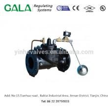 Ventas de metal profesionales de alta calidad GALA 1310 Válvula de control de 1 flotador Modulante para gas