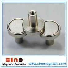 LED-Display-Magnet-Topf / Halter