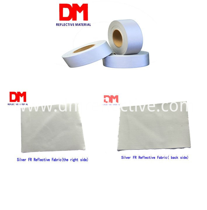 Aramid Fiber Flame Retardant Reflective Fabric