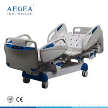 AG-BR004A ausgestattet mit eingebetteten Pflegebetreiber Krankenhaus icu Krankenhausbetten