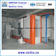 Machine de pulvérisation automatique à peinture électrostatique haute qualité à pulvérisation