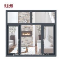 Hurricane évalué windows aluminium fenêtre en bois plaqué information résidentiel