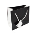 Custom Brown Shopping Packaging Kraft Gift Paper Bag