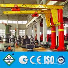 Arm Pedestal Balance Jib Crane, Jib Crane Hoist, Electric Jib Crane, Electric Hoist Jib Crane