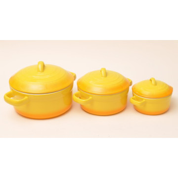 Bakeware with Lid Set of 3 for Wholesale
