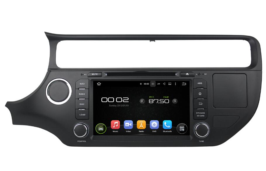 Android KAI K3 2015 Car DVD Player