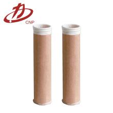 PTFE et P84 et un autre matériau de sac collecteur de poussière