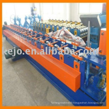 roof ridge cap panel cold roll forming machine
