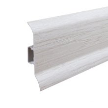 Eco-friendly Plastic PVC Skirting Board For Wall Protection,P70-B