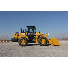 5 ton SEM655D Wheel Loader Mining Loaders