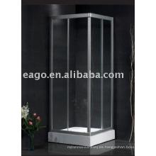 puerta corredera, caja de ducha cuadrada LLA800-8D / LLA900-27D