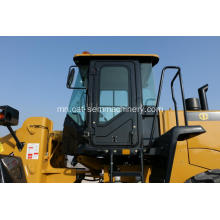 Big Front Loader High Dump SEM656D Wheel Loader