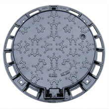En124 B125 C250 D400 Manhole Cover and Frame