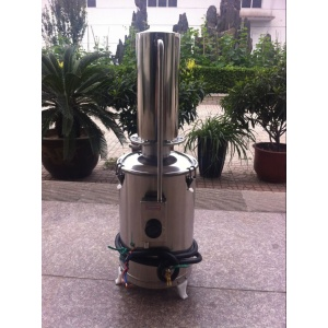 Automatic Electric heating Water Distiller in Stainless Steel for Single distillation price