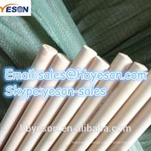 120 * 2.2cm preço de fábrica alta qualidade durável alças de vassoura de madeira natural