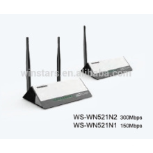 300Mbps 4 Port Wireless 802.11N Router (2T2R), Wireless Router mit WPS