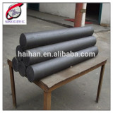 Best Price Big Diameter grain size 0.8mm graphite electrode rod
