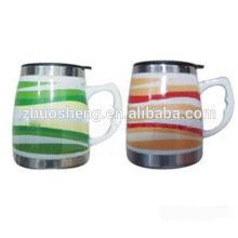 forte demande produits créatifs tasses et des tasses, mugs personnalisés pas chers, chopes à café en blanc