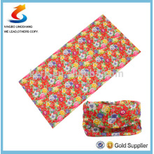 LS bandana super qualidade best seller design Multifuncional lenço de cabeça sem costura