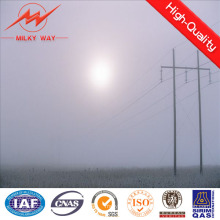 Восьмигранная 11.8 м 500dan стали знак полюса для передачи электроэнергии