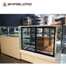 Línea de producción de panadería china de pie libre Torta para hornear suministros de panadería industrial Horno de pan industrial
