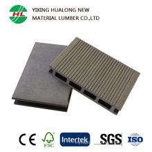WPC Hollow Plastic Composite Decking for Outdoor (M110)