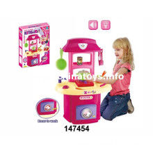 2016 Top Venda Novidade Plastic Kitchen Set Toy (147454)
