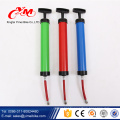 High Pressure Counter Portable floor mini bike pump /hot hand air pump with gauge/cheaper bicycle pump for Top Selling