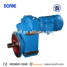 Parallel shaft gearbox F series FF67-Y1.1-4P helical gear reducer gearmotor