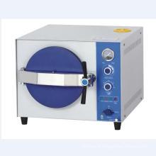 Esterilizador de vapor de pressão de alta temperatura de venda quente