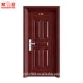 Stahltür-Designstahl-Innentüren der hohen Stärke Sicherheitsstahltür-Edelstahls für Haus
